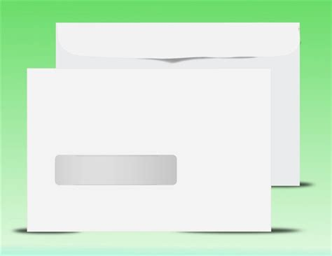 9x12 Envelope Template Envelope Sizes Faqs Standard Window Office Depot Envelope Templates