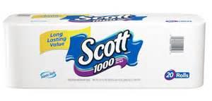 scott bathroom tissue scott toilet paper 20 rolls 10 82 ftm