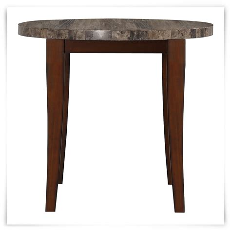 high dining table city lghts marble high dining table