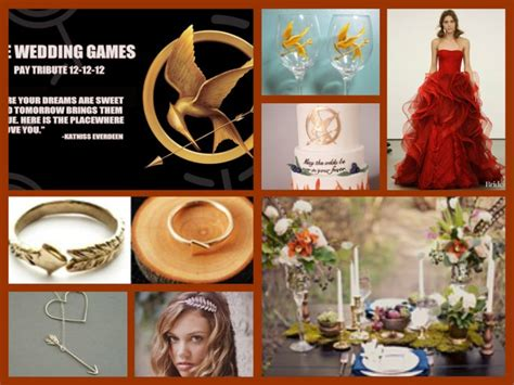 themes in hunger games book hunger games wedding theme hunger games wedding