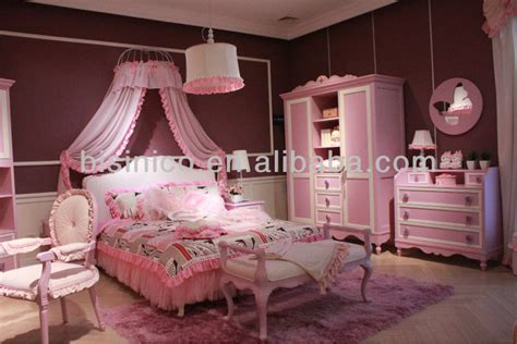 kids princess bedroom set romantice teens bedroom furniture barbie princess bedroom