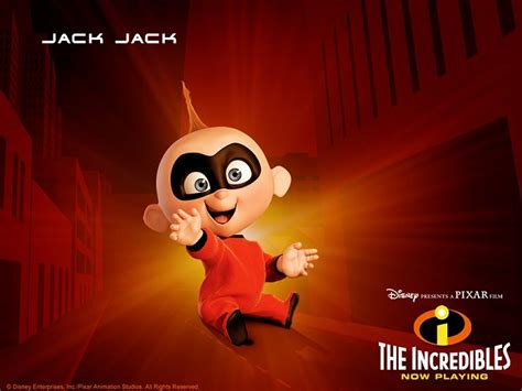 imagenes jack jack increibles jack jack parr pixar wiki disney pixar animation studios