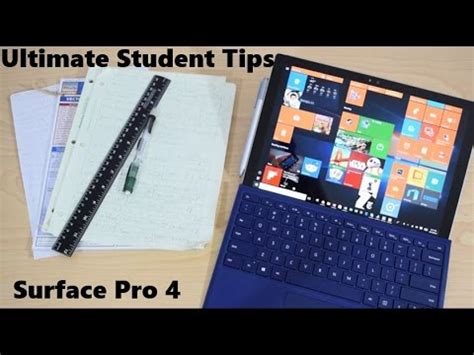 microsoft surface pro 4 video clips