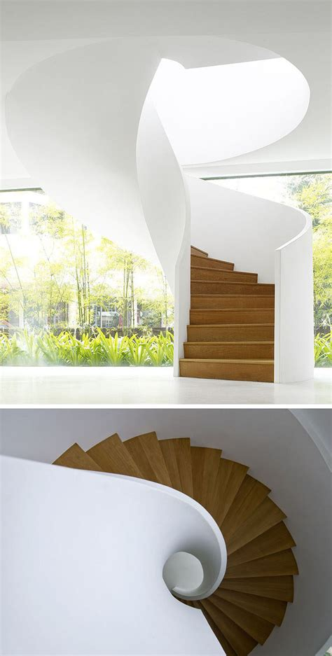 Interior Photography Singapore 16 Modern Spiral Staircases Found In Homes Around The
