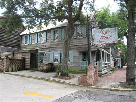 pirate house savannah ga pirate house restaurant in savannah ga fabulous places i have been