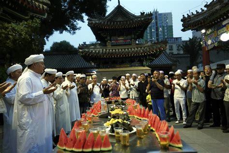 muslim fasting ramadan 2016 china bans civil servants and students from