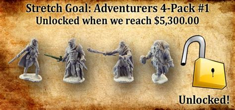 Kaos Iback Pack Extrem dungeon worlds by acheson creations kickstarter