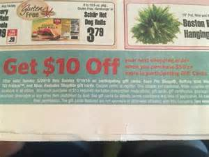 Shoprite Gift Card - shoprite 10 moneymaker gift card deal ftm