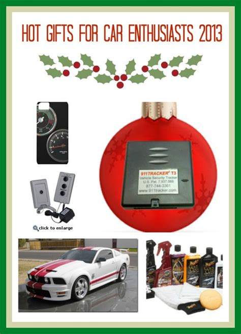 christmas gifts for car enthusiasts