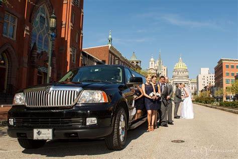 Limo Rental York Pa by Wedding Transportation Service Harrisburg Wedding Limo