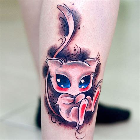 20 pokemon tattoos for fans who want to catch them all