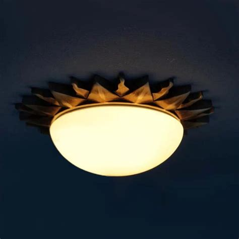 Sun Ceiling Light Antuique Sun Ceiling Lighting Or Wall Sconce 11912 Browse Project Lighting And Modern