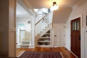 ideas for use space stairs with storage freshnist