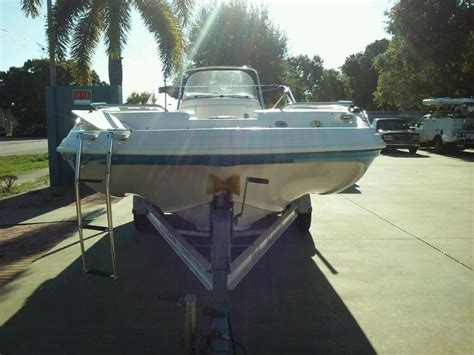hurricane deck boat fishing package hurricane 21 deck boat boat for sale from usa