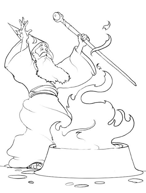 Wizard Coloring Pages Free Coloring Pages Of Wizard Of Or by Wizard Coloring Pages