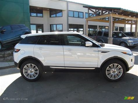 land rover evoque black and white range rover evoque 2013 white www pixshark com images