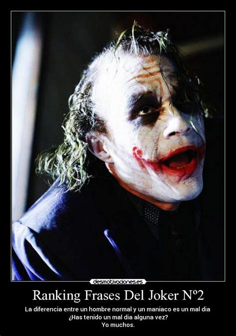 imagenes de el joker con fraces ranking frases del joker n 186 2 desmotivaciones