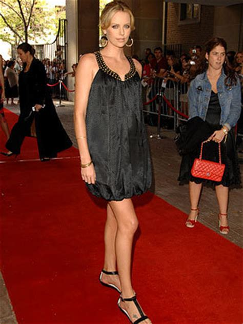 Festival Fashion Brangelina And Charlize Hit The Carpet In Venice And Deauville by The 2007 Toronto Carpet Report Instyle
