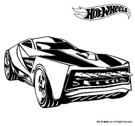 Imagenes De Hot Wheels Para Imprimir | dibujo de hot wheels 12 para colorear dibujos net
