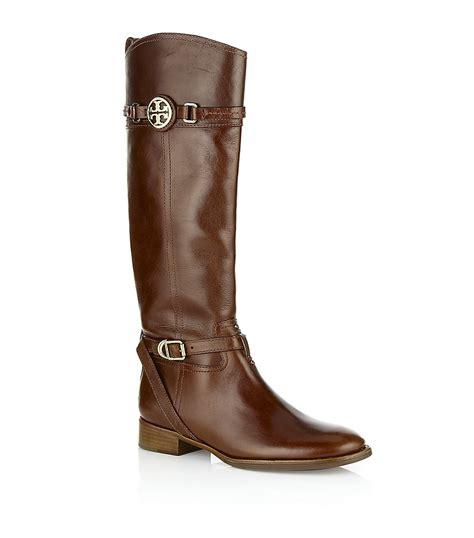 New Fendi Calista 3in1 Leather burch calista boot in brown lyst