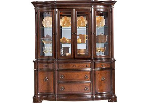 china cabinet rooms to go dining room china cabinet shop for a home