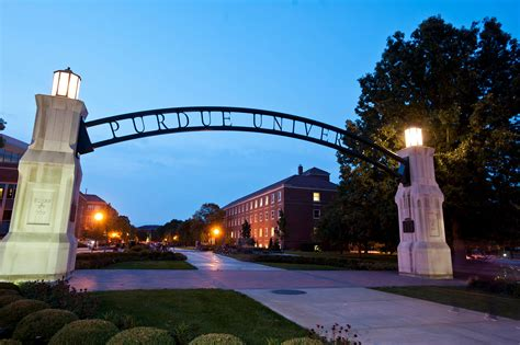 Purdue West Lafayette Mba Career Services by New Report Says Purdue Ranks Among Safest College Cuses