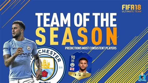 Must Of The Season by Fifa 18 Tots Mc Mes Previsions Fut 18 Team Of The