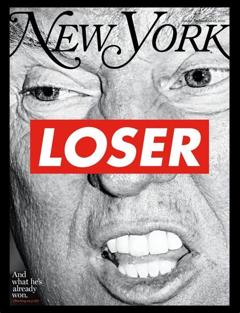 The cover of new york magazine s election issue new york