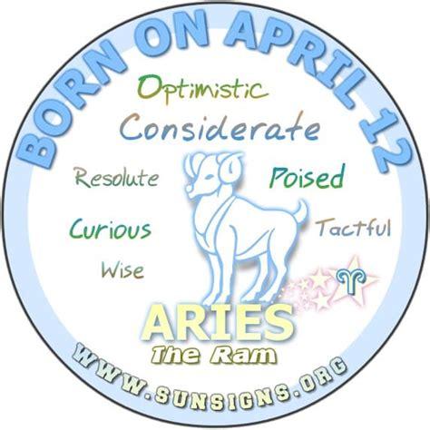 april  zodiac horoscope birthday personality sunsignsorg