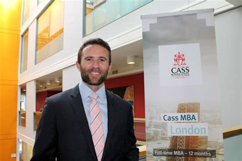 Cass Mba Fees by Cass Mba Graduate Wins Wcib Prize For The Best