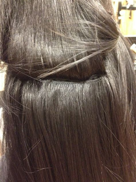 vixen sew in for large foreheads 17 best images about extenciones flawless hair sew in