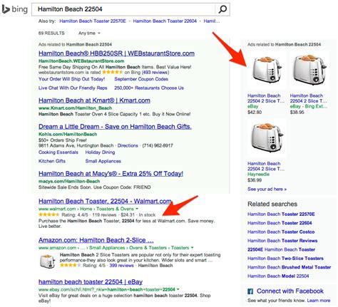 Hamilton Beach Toaster 22504 The Test Begins Do Google Shopping Amp Other Shopping