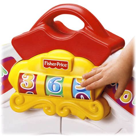 Fisher Price Laugh And Learn Home by Object Moved