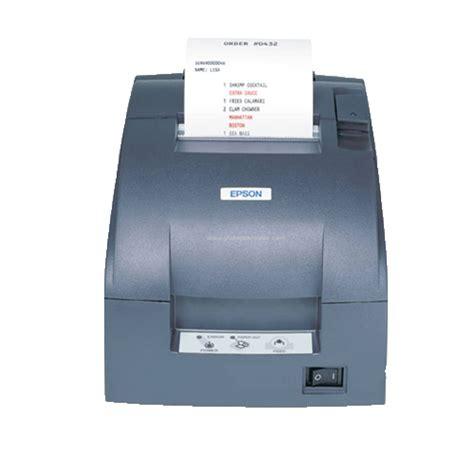 Printer Epson Untuk Mahasiswa jual printer kasir epson tm u220 murah dan handal
