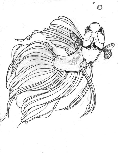 coloring pages betta fish tattoo coloring sheets betta tattoo coloring pages