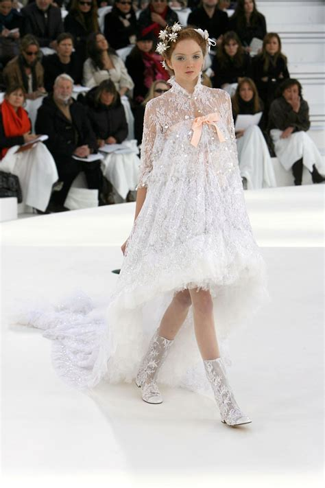 Best Chanel Wedding Dresses: These Are The Celebrity
