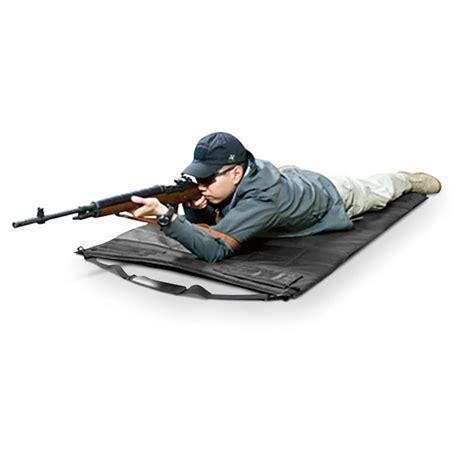 ncstar folding 4 panel shooting mat 234520 shooting