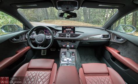 2016 audi s7 interior 004 the about cars