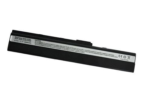 Asus Laptop Battery A52f new li ion 6 cell laptop battery for asus a41 k52 a42 k52 a52 k52jr x5 a52f