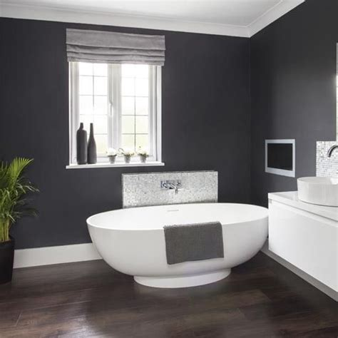 dark grey bathroom ideas best 25 dark grey bathrooms ideas on pinterest bathroom