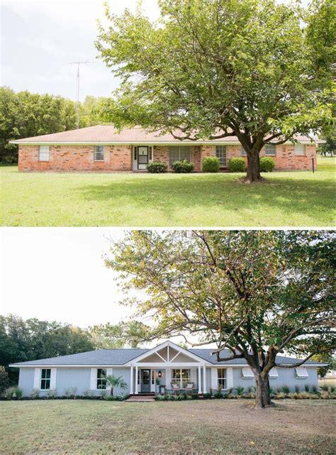 home exterior makeover best 25 home exterior makeover ideas on brick