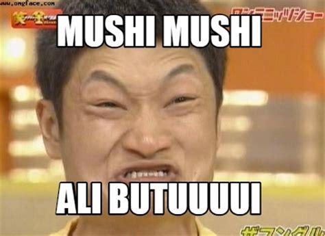 meme creator mushi mushi ali butuuuui