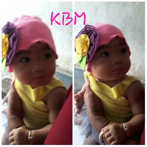 Turban Bayi Anak Model Pita Warna turban bayi turban baby handmade lucu murah free ongkir