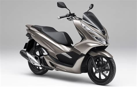 Pcx 2018 Non Abs by Honda Gave The Pcx 150 A Fresh New Update Top Speed