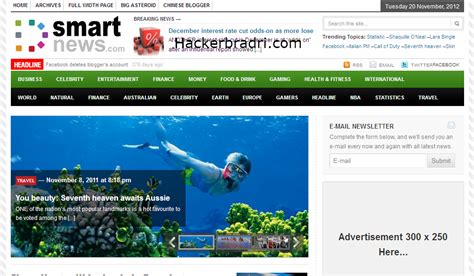 wordpress themes free download professional 2012 smart news pro version wordpress themes free download