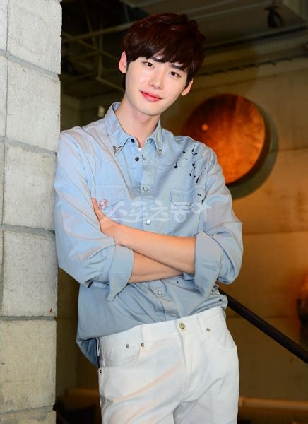 lee jong suk latest film lee jong suk quot i thought popularity dies after the drama