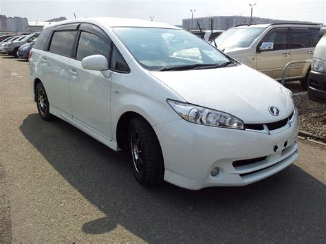 Toyota Wish Sale 2010 Toyota Wish For Sale 1 8 Gasoline Ff Automatic