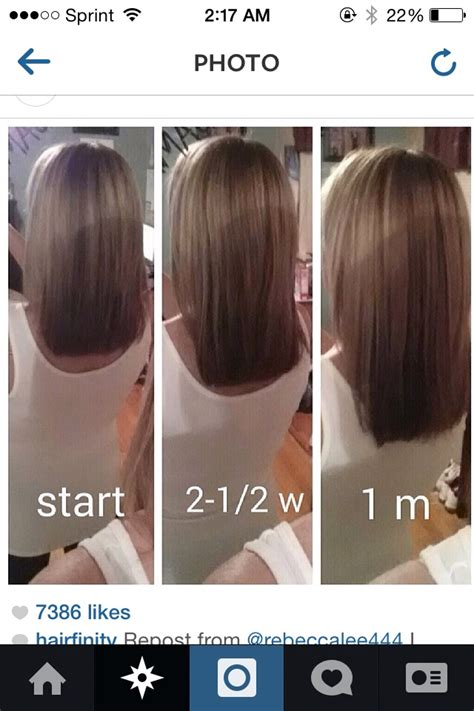 how to grow your hair 3 4 inches in a week grow your hair 1 inch in 30 days trusper