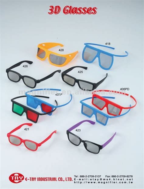 How To Make 3d Glasses Out Of Paper - premium oem spectrum polarized fits all paper cardboard 3d