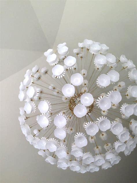flower chandelier ikea 20 ikea lighting hacks that make a statement brit co